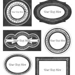 Chalkboard Style Printable Labels   Editable!   The Graphics Fairy   Free Customizable Printable Labels