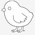 Chick Coloring Pages Cute Baby Chick Coloring Pages   Baby Chick   Free Printable Easter Baby Chick Coloring Pages