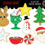 Christmas Clip Art Printable   15 Clip Arts For Free Download On Een   Free Printable Christmas Clip Art