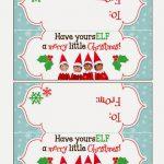 Christmas Treat Bag Toppers   Mysunwillshine Printables   Christmas   Free Printable Christmas Bag Toppers