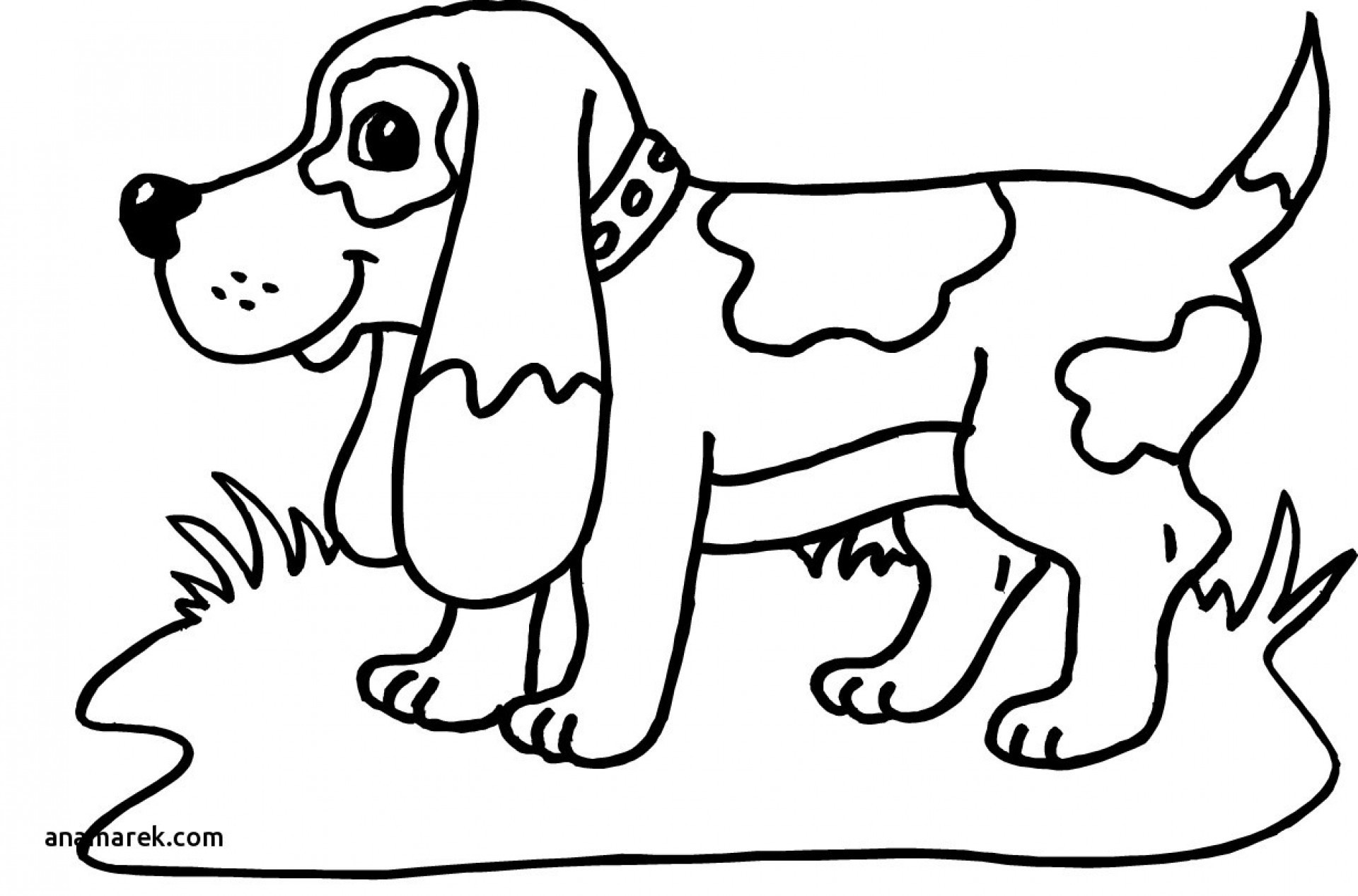 Free Printable Dog Coloring Pages | Free Printable