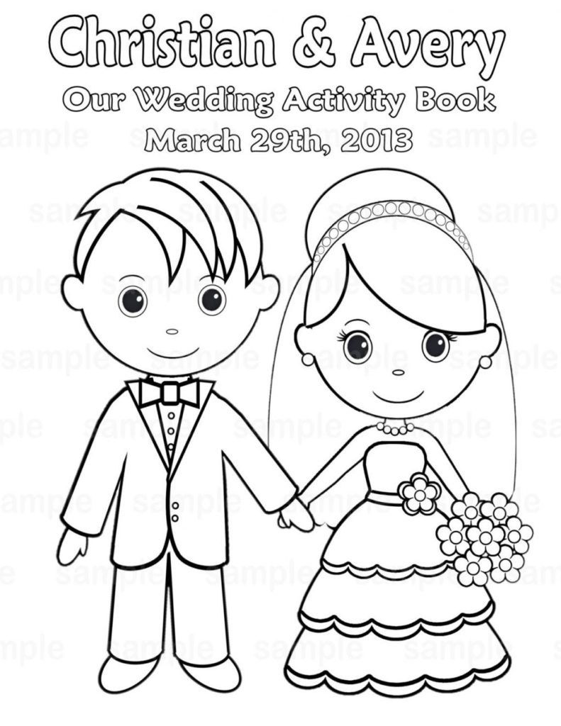 Coloring Book World ~ Coloring Book World Free Printable Wedding For - Wedding Coloring Book Free Printable