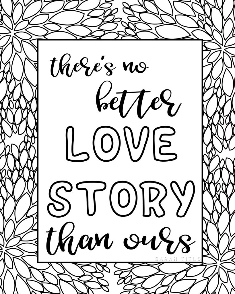 Coloring Book World ~ Marvelous Positive Quotes Coloring Pages Page - Free Printable Quote Coloring Pages For Adults