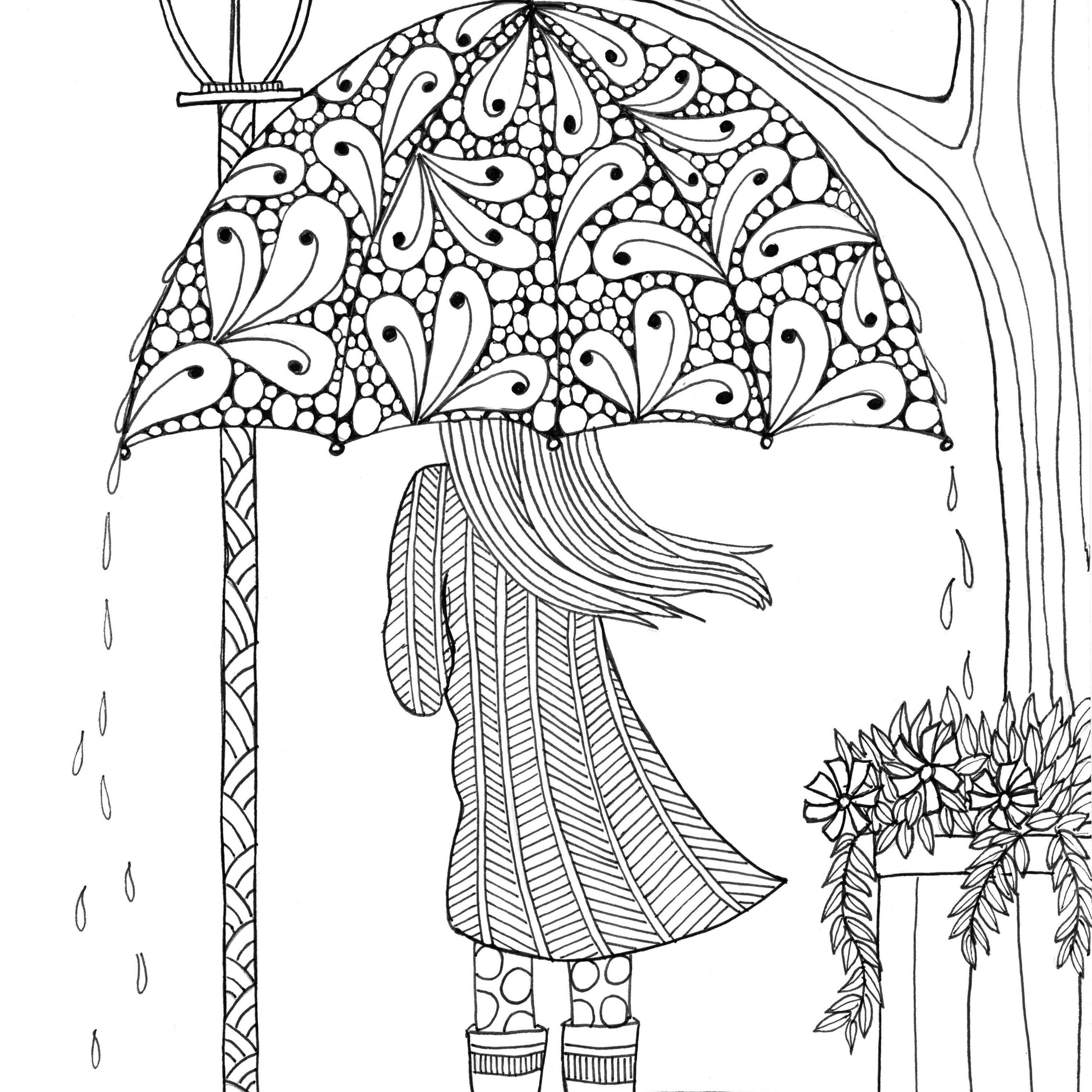 Coloring ~ Coloring Fantastic Adult Books Nature Advanced For Adults - Free Printable Nature Coloring Pages For Adults