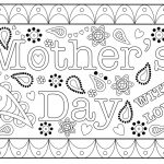 Coloring ~ Free Mothers Day Card Cards Gift And Craft Printable To   Free Printable Cards To Color