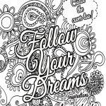 Coloring Ideas : Coloring Ideas Pages Motivational For Adults At   Free Printable Inspirational Coloring Pages