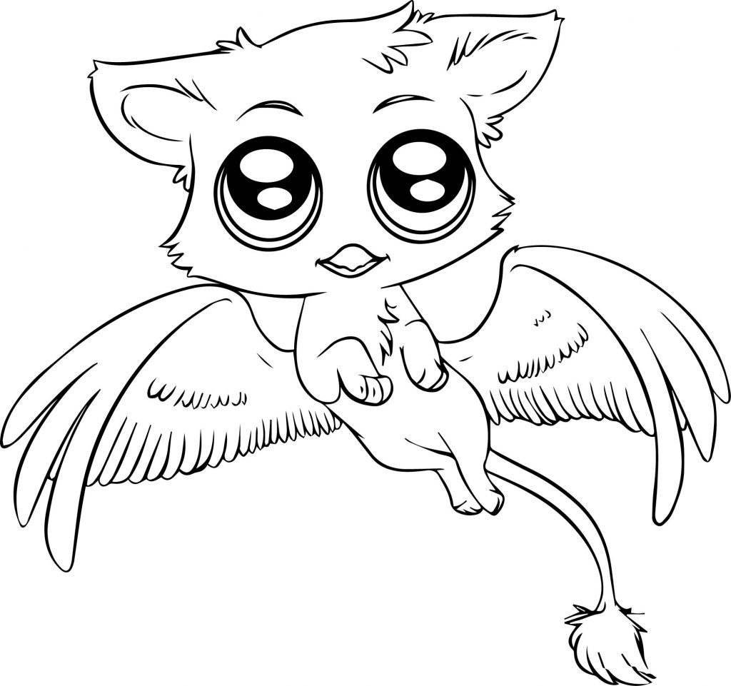 Coloring Ideas : Cute Baby Animal Coloring Pages Coloringsuite Com - Free Printable Pictures Of Baby Animals