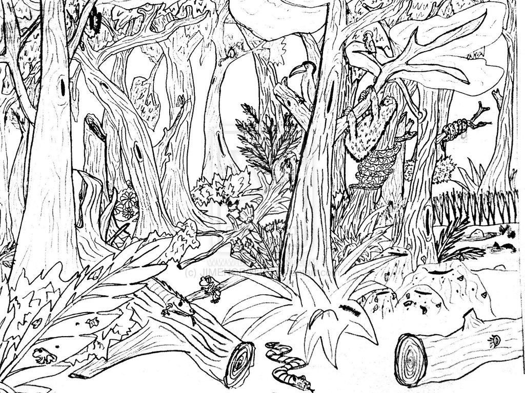 Coloring Ideas : Free Printable Nature Coloringes For Kids Best - Free Printable Nature Coloring Pages For Adults