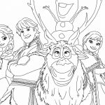 Coloring Ideas : Printable Frozen Coloring Pages O Olaf Ideas Cool   Free Printable Frozen Coloring Pages