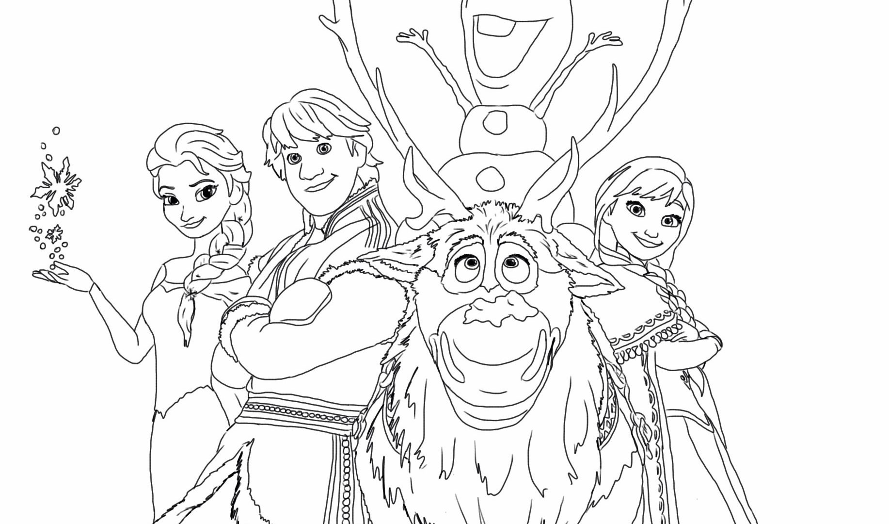 Coloring Ideas : Printable Frozen Coloring Pages O Olaf Ideas Cool - Free Printable Frozen Coloring Pages
