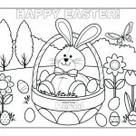 Coloring Page ~ Free Easter Coloring Pages Happiness Is Homemade And   Free Printable Easter Coloring Pages For Toddlers