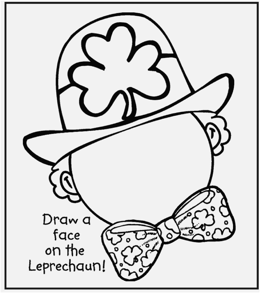Coloring Pages : 30 Staggering Free Printable St Patrick Day - Free Printable Saint Patrick Coloring Pages