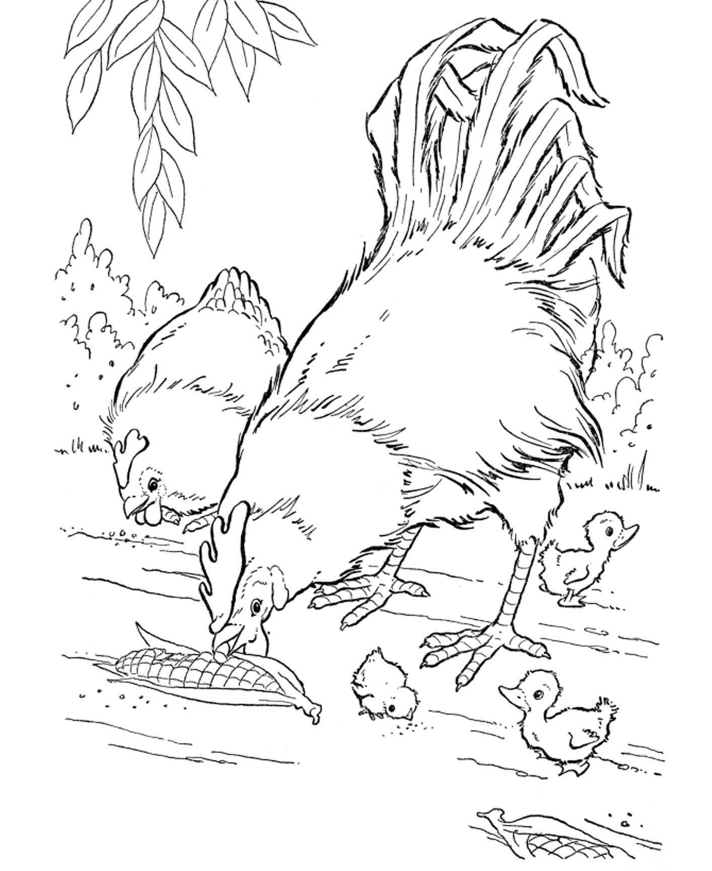 Coloring Pages : Farm Animal Coloring Book Free Printable Pdf - Free Printable Farm Animal Pictures