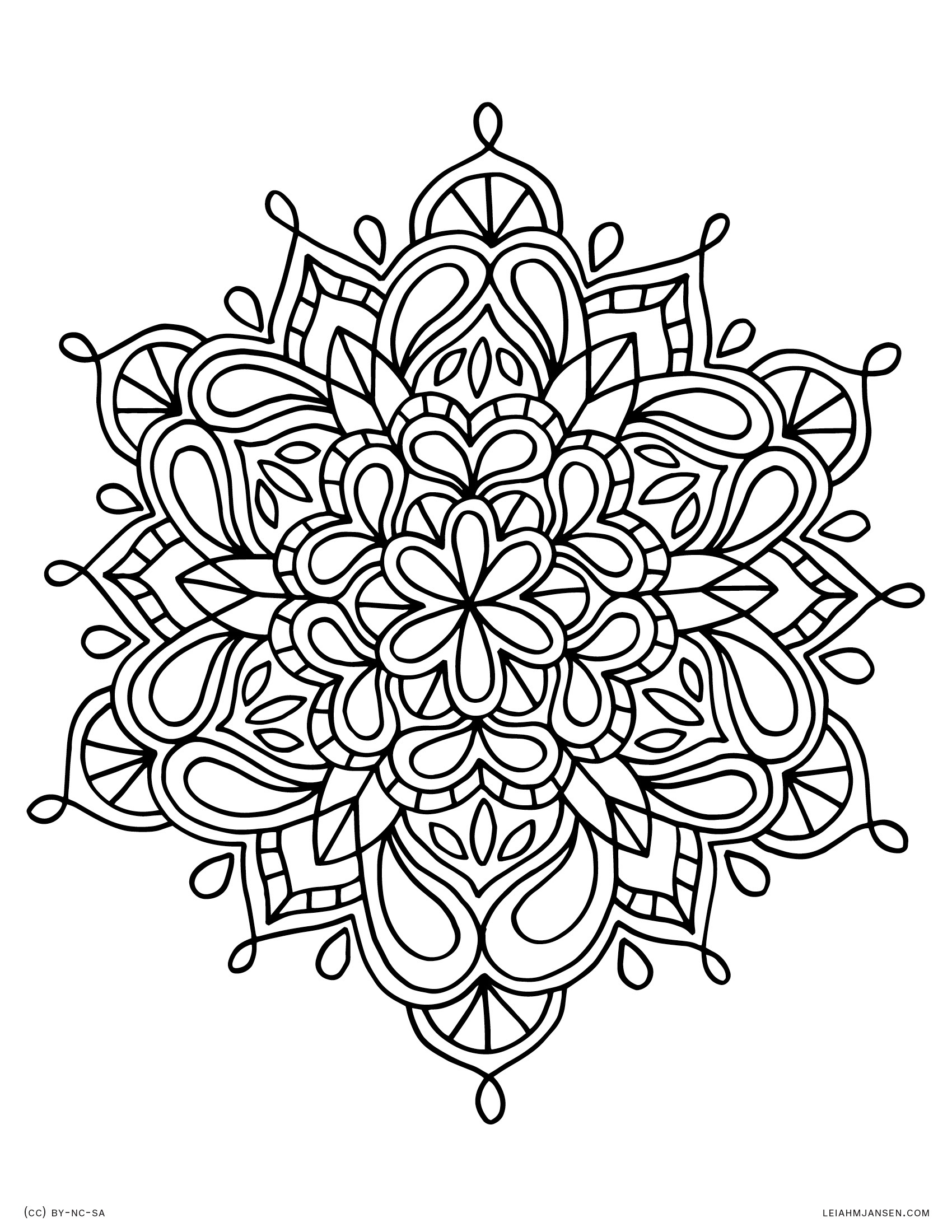 Coloring Pages - Free Printable Coloring Designs For Adults