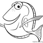 Coloring Pages: Free Printable Fish Coloring Kid Crafts Kindergarten   Free Printable Fish Coloring Pages