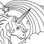 Coloring Pages Kids Coloring Page: Free Printable Unicorn Coloring - Free Printable Coloring Pages For Kids