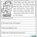 Comprehension Checks And So Many More Useful Printables! | Test Of   Free Printable English Comprehension Worksheets For Grade 4