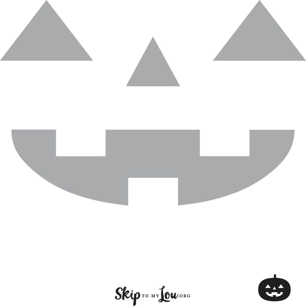 Cool Free Printable Pumpkin Carving Stencils | Halloween | Easy - Small Pumpkin Stencils Free Printable
