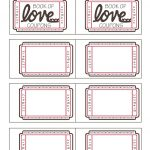 Coupon Book Ideas For Husband. Blank Love Coupon Templates Printable   Free Printable Coupon Templates