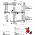 Crosswords For Kids Christmas   K5 Worksheets   Christmas Activity   Free Printable Christmas Crossword Puzzles For Adults