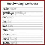 Cursive Handwriting Worksheets – Free Printable! | Handwriting For   Free Printable Handwriting Worksheets