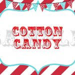 Custom Carnival Party Signs Circus Party Signspunkydoodlekids   Free Printable Carnival Signs