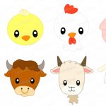 Cute Farm Animals Clipart | Free Download Best Cute Farm Animals   Free Printable Farm Animal Clipart