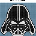 Details About Pick 1   Star Wars Latch Hook Kit   Free S&h | Latch   Free Printable Latch Hook Patterns