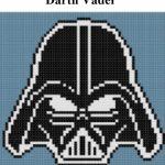 Details About Pick 1   Star Wars Latch Hook Kit   Free S&h | Latch   Free Printable Latch Hook Patterns