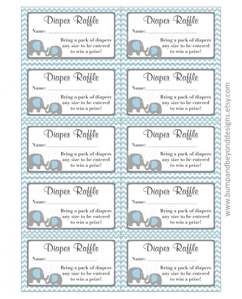 Diaper Raffle Tickets Free Printable - Yahoo Image Search Results - Diaper Raffle Free Printable
