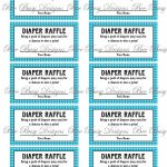 Diaper Raffle Tickets Printable   Tutlin.psstech.co   Free Printable Baby Shower Diaper Raffle Tickets