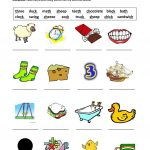 Digraphs Sh,ch,th,ck,ng Worksheet   Free Esl Printable Worksheets   Free Printable Ch Digraph Worksheets