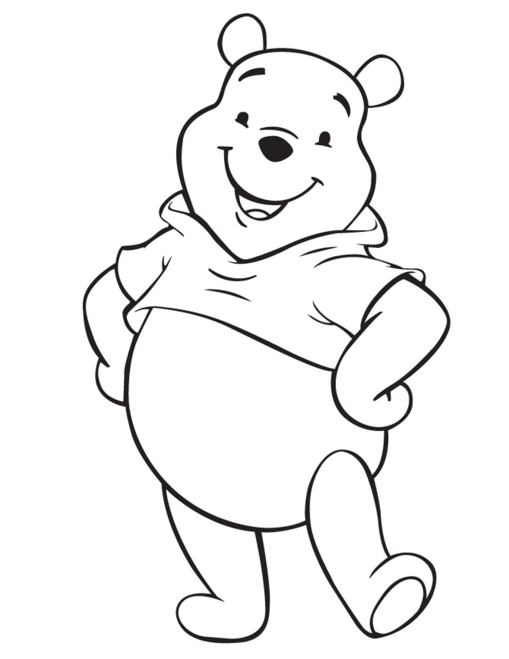 Disney Characters Coloring Pages Easy Baby Disney Cartoon Characters - Free Printable Coloring Pages Of Disney Characters