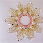 Diy Easy Flower Embroidery Card   Youtube   Free Printable Paper Pricking Patterns