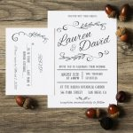 Diy Microsoft Word Invitation Templates That You Can Make At Home   Free Printable Wedding Invitation Templates For Microsoft Word