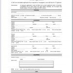 Doc.#592799: Printable Rental Agreement Forms – Free Rental Forms   Free Printable Rental Application