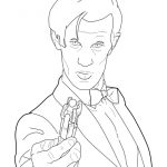 Doctor Who Coloring Pages | Fun Crafts | Coloring Pages, Doctor Who   Doctor Coloring Pages Free Printable