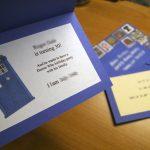Doctor Who Invitations   Random Creativity   Doctor Who Party Invitations Printable Free