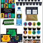 Doctor Who Party Game Ideas   Free Printable Dr Who Birthday Card