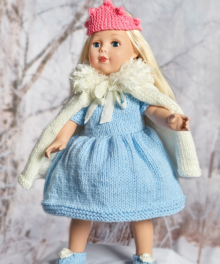 Doll » Threadsnstitches - Free Printable Crochet Doll Clothes Patterns For 18 Inch Dolls