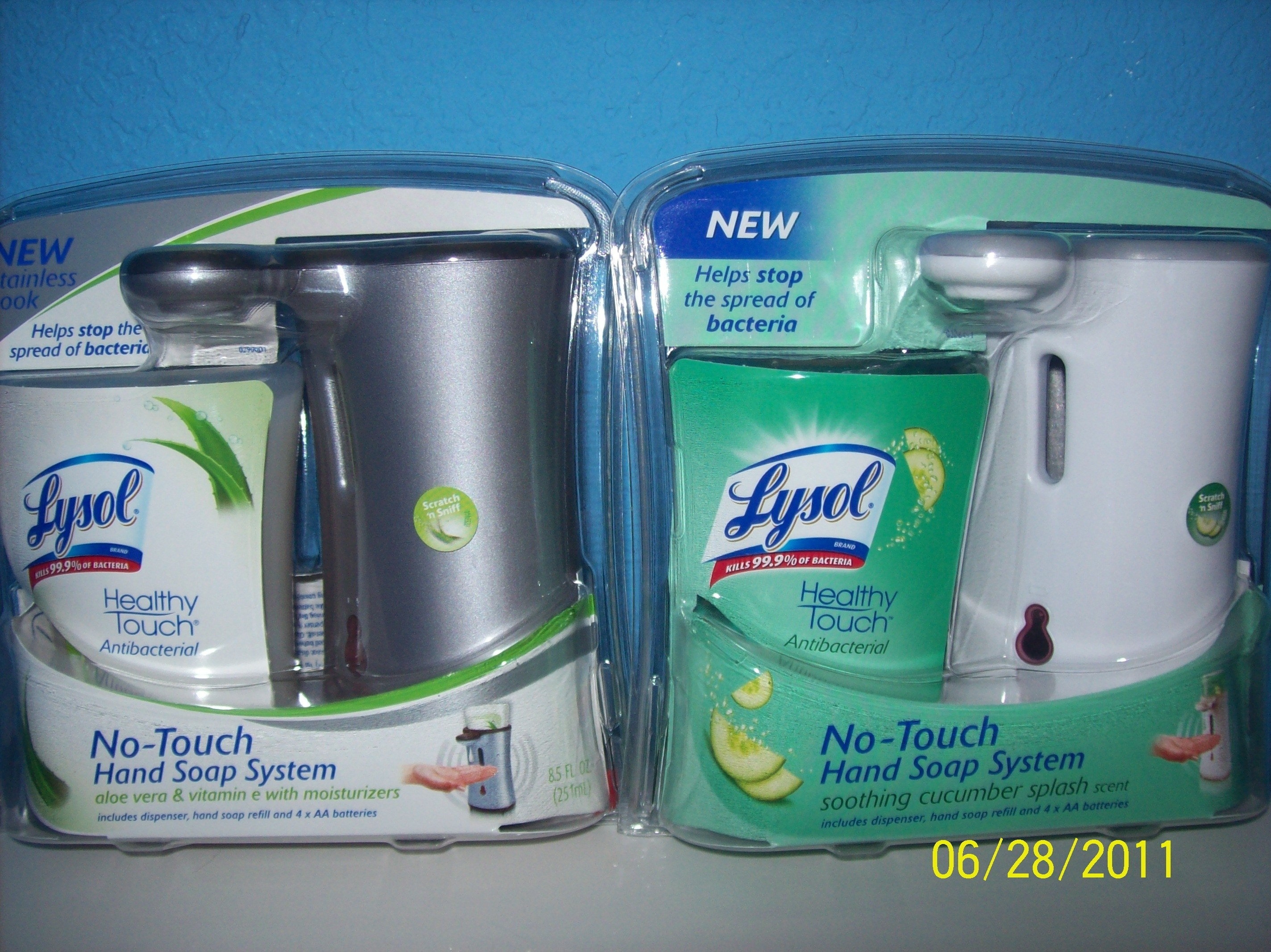 Dollar General Lysol No-Touch Hand Soap $2.00 - The Krazy Coupon Lady - Lysol Hands Free Soap Dispenser Printable Coupon