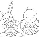 Easter Coloring Pages For Kids   Crazy Little Projects   Free Printable Coloring Pages Easter Basket