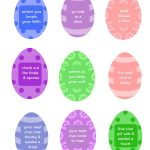 Easter Egg Hunt Clues {With Free Printable!} In 2019 | Easter   Free Printable Easter Stuff