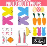 Easter Photo Booth Props From Capturing Joy With Kristen Duke   Free Printable Easter Images