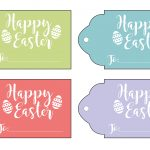 Easter Tags Free Printables – Hd Easter Images   Free Printable Easter Tags