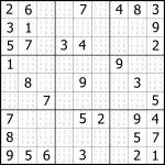 Easy Sudoku Printable | Kids Activities   Free Printable Sudoku With Answers