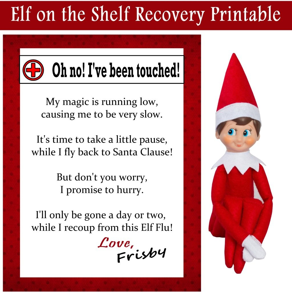 Elf Magical Recovery Kit Free Printables - Printables 4 Mom - Free Printable Recovery Games