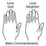 Excellent Free Printable Ten Commandments Coloring Pages 10 Page   Free Catholic Ten Commandments Printable