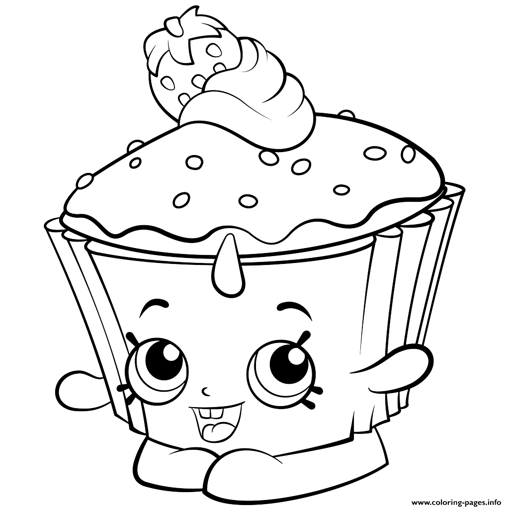 Exclusive Shopkins Colouring Free Coloring Pages Printable - Free Coloring Pages Com Printable