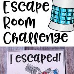 Executive Functioning Escape Room Activity | Cool Stuff From The   Free Printable Escape Room Game